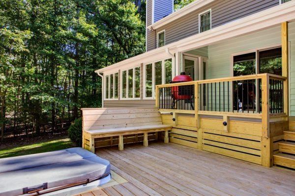 Screen Porch Contractor Hillsborough